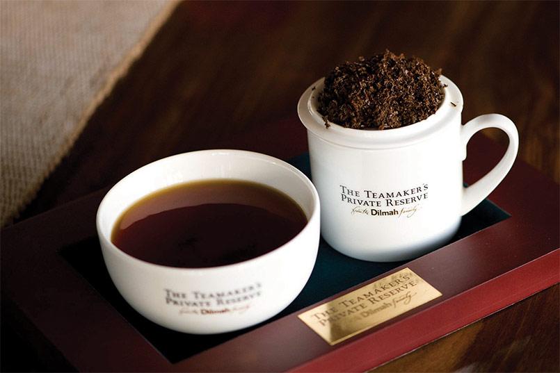 Professional tea tasting set